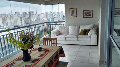 Apartamento Em Perdizes, São Paulo/sp De 168m² 3 Quartos À Venda Por R$ 1.800.000,00 Ou Para Locação R$ 8.000,00/mes - Ap224715lr