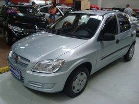 Chevrolet Celta Spirit 1.0 Flex 2009 Prata (55.000 Km)