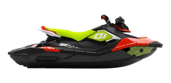 Moto De Agua Sea Doo Spark Trixx 90 3up 2020 C/ss Nueva