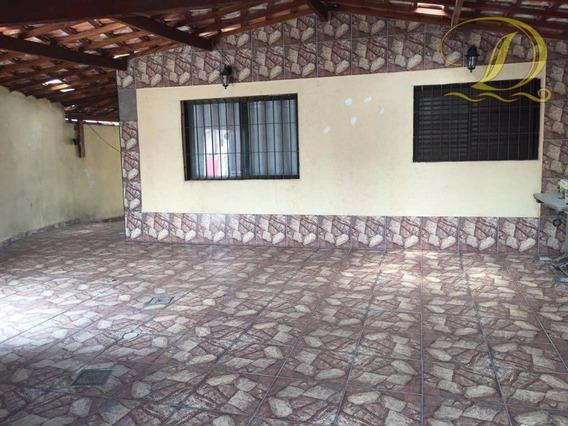 Casa À Venda, 70 M² Por R$ 259.000,00 - Mirim - Praia Grande/sp - Ca0139