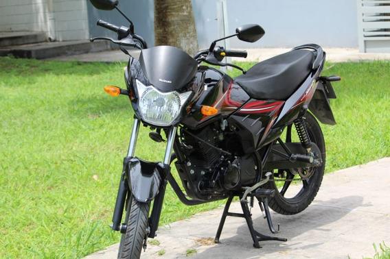 Suzuki Hayate 2019