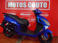 Yumbo Vx 2 125 Inpecable Motos Couto
