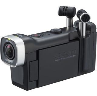 Zoom Q4n Grabador De Video Full Hd Audio Pro - Cuotas Envios