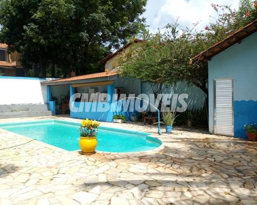 Imagem 1 de 14 de Chácara À Venda 3 Dormitórios No Bairro Rezende Em Monte Mor Na Imobiliária Cmb Imóveis - Ch03120 - Ch03120 - 69528476
