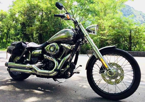Harley Davidson Dyna Wide-glide