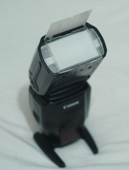 Flash Canon 600ex Rt Usado