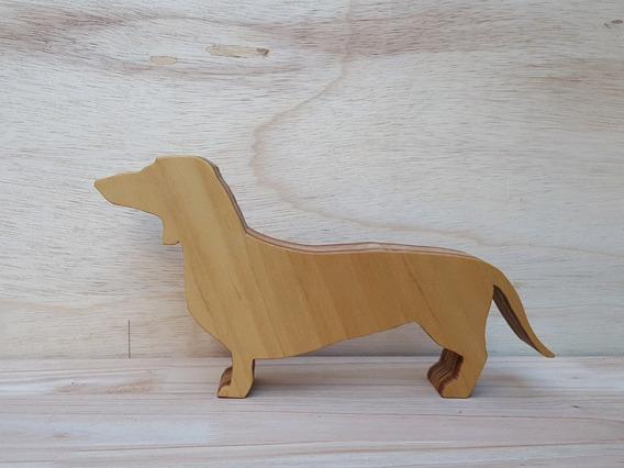 Perros Madera Salchicha Boxer Bulldog Frances