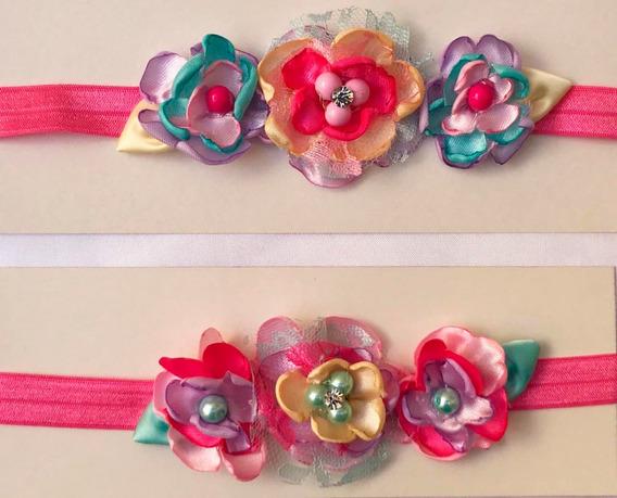 Diadema Para Niñas Varios Colores Elige Tu Preferida!