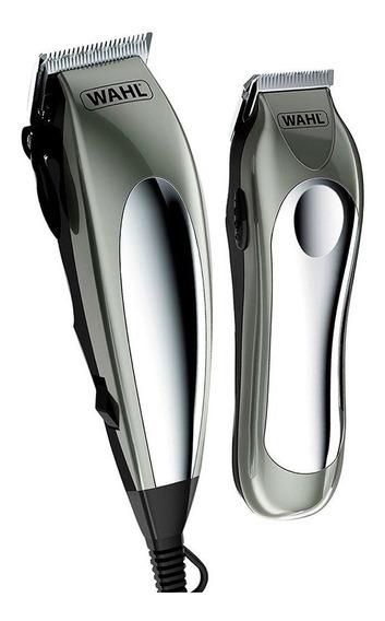 Máquina De Cortar Cabelo Wahl Aparador Deluxe Groom Pro
