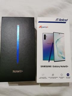 Samsung Galaxy Note 10+, Aura Glow 12gb