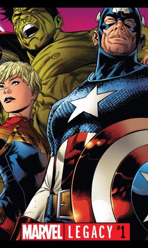 Marvel Legacy #1 (2017) Marvel
