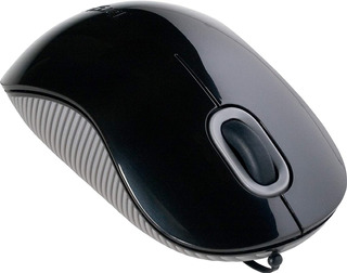 Mouse Targus Alambrico Óptico Negro Windows/mac Amu76us