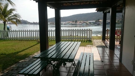 Casa De Frente Para O Canal Do Itajurú