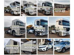Caminhão Usado Scania Volvo Mb Vw Iveco Ford