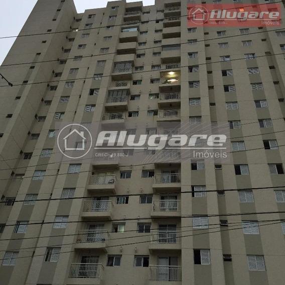 Apartamento Residencial À Venda, Centro, Guarulhos. - Ap1029