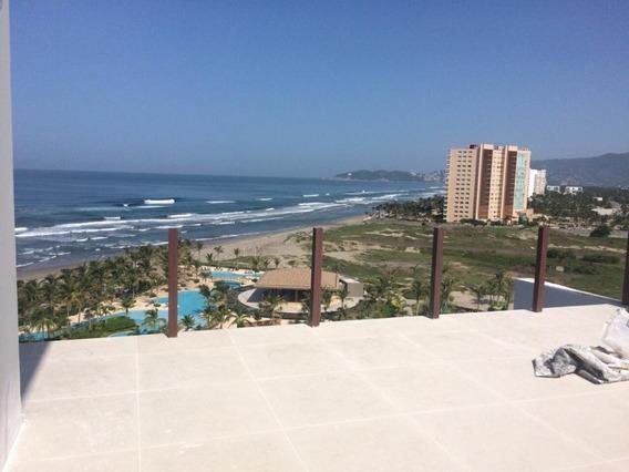Departamento Grande Y Muy Lujoso En Diamante Acapulco