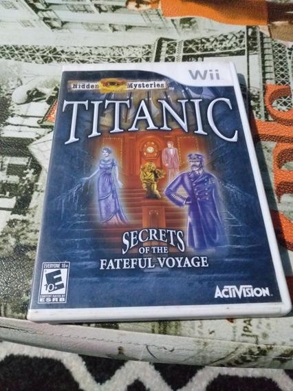Titanic Nintendo Wii