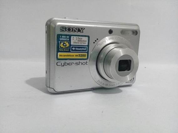 Câmera Sony Cyber-shot Dsc Modelo S930