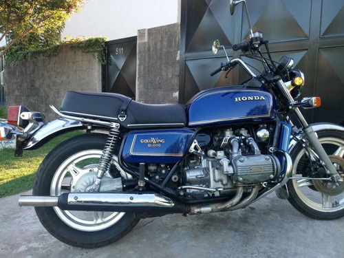 Imagen 1 de 7 de Honda Goldwing 1.000 Honda Goldwing 1.000