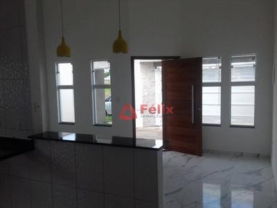 Casa Com 3 Dormitórios À Venda, 90 M² Por R$ 310.000 - Bairro Do Grama - Caçapava/sp - Ca1358