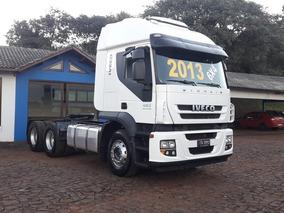 Iveco Stralis 480 6x4 (800s48tz) 2013