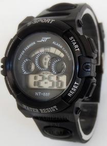Relógio Barato Militar Infantil Digital Sport