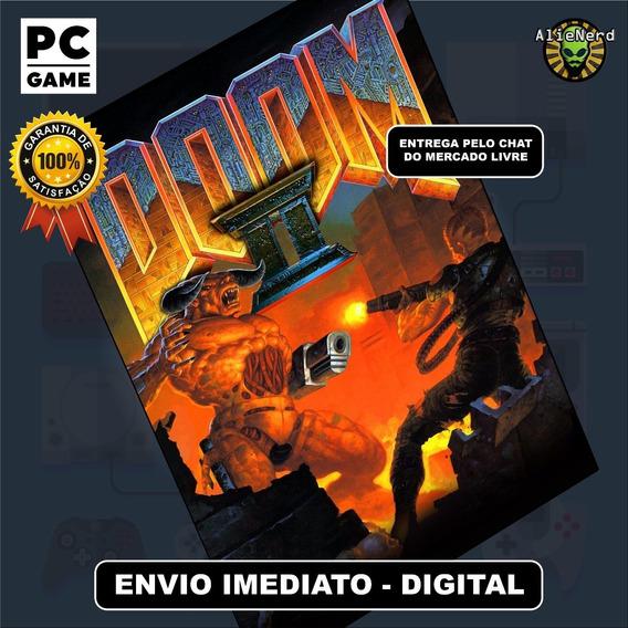 Doom 2 Ii - Pc - Mídia Digital