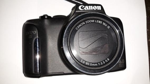 Sx170 Canon S / Acessorios