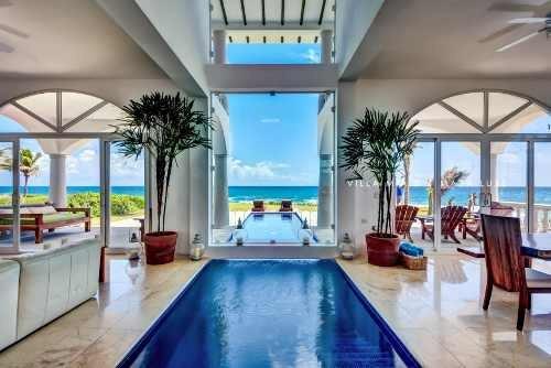 Villa Akumal Un Oasis Entre La Naturaleza Frente Al Mar