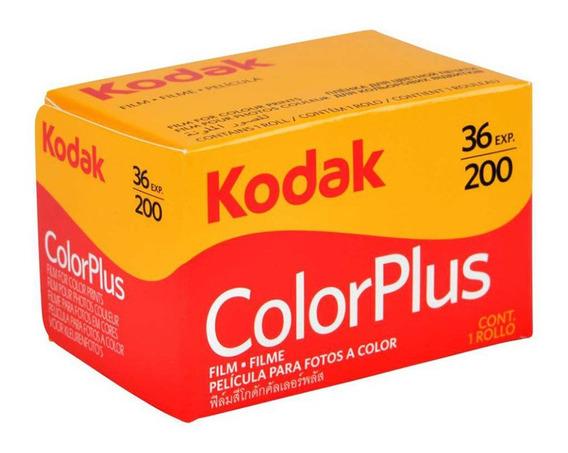 2021 Importado Kodak Kodak Colorplus Fácil De Atirar 200