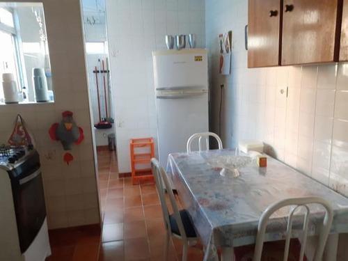 Imagem 1 de 6 de Apartamento 2 Quartos Para Venda Em Santos, Aparecida, 2 Dormitórios, 1 Suíte, 2 Banheiros, 1 Vaga - 481_1-1904633