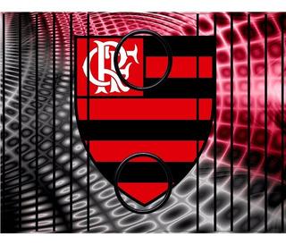 Esteira Flexivel Personalizada Para Sofá Time Flamengo
