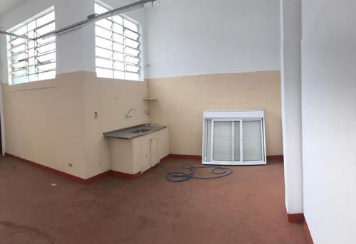 Salão Para Alugar, 150 M² Por R$ 4.000,00/mês - Cidade Mãe Do Céu - São Paulo/sp - Sl0124