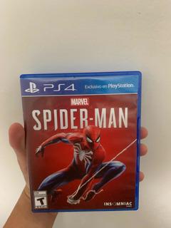 Spiderman 2019 Ps4 Estado 10/10