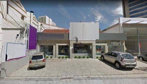Salão Com 217 M² - Cambuí - Campinas/sp - Sl0199