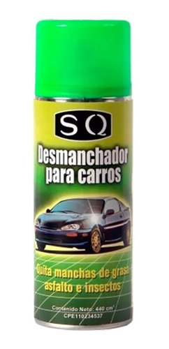 2 Sq Desmanchador Para Carros Sq 440 Cc (2 Unidades)