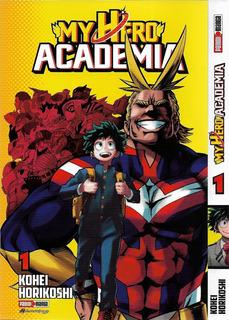 My Hero Academia Manga Tomo 1 Panini Original Nuevo Esp Lat