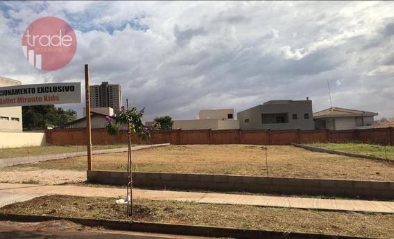Terreno À Venda, 752 M² Por R$ 1.450.000 - Condomínio Guaporé - Ribeirão Preto/sp - Te0986
