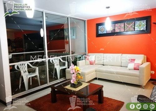 Alquiler De Apartamentos Amoblados En Envigado  Cód: 4919