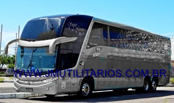 Paradiso Ld 1600 G7 Ano 2014 Scania K400 Tur.jm Cod 178