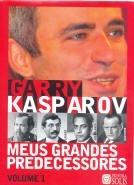 Meus Grandes Predecessores - V1- Autografado Por Kasparov