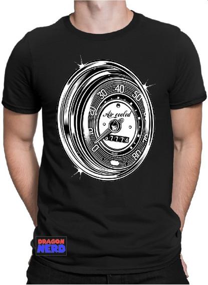 Camiseta Evolution Kombi Fusca Volkswagen Vw Air Cooled