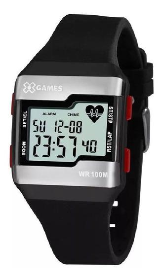 Relógio Xgames Xgppd144-bxpx - Prata
