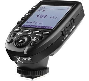 Radio Flash Godox Nikon X Pro N ( Ttl/multi )