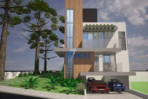 Terreno À Venda, 306 M² Por R$ 310.000,00 - Taboão - Curitiba/pr - Te0201