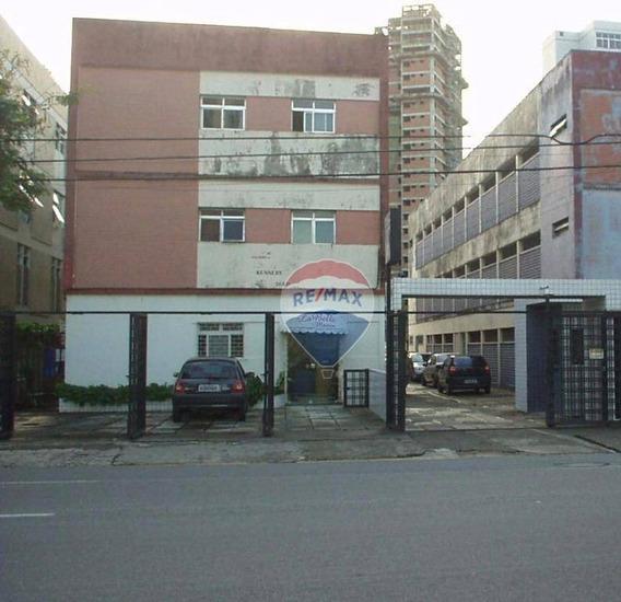 Kitnet Mobiliada Para Alugar Em Boa Viagem - Kn0007