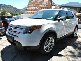 Ford Explorer Limited 2014 Solo 35.000 Km. Unico Dueño Nueva