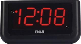 Reloj Despertador Rca Digital Con Pantalla Grande De 1.4