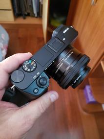 Máquina Fotográfica Sony Alfa 6000 Com Acessórios