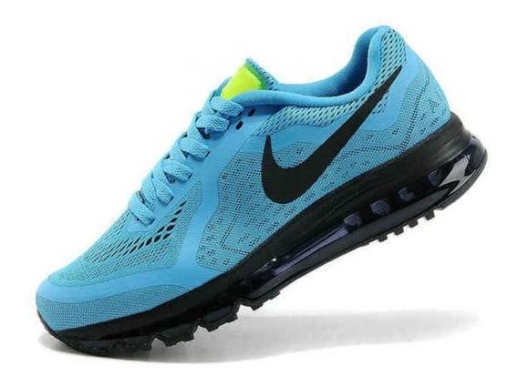 Tenis Dama Nike Air Max 360 2014 Running Correr 631334-401
